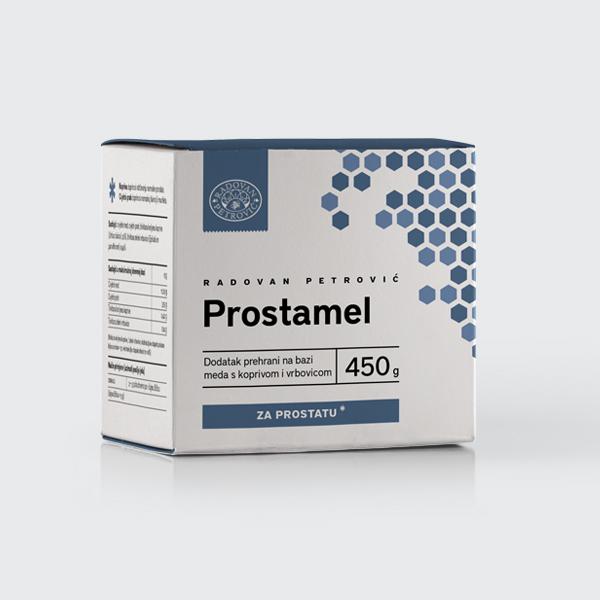 Vezoni a prostatitis alatt