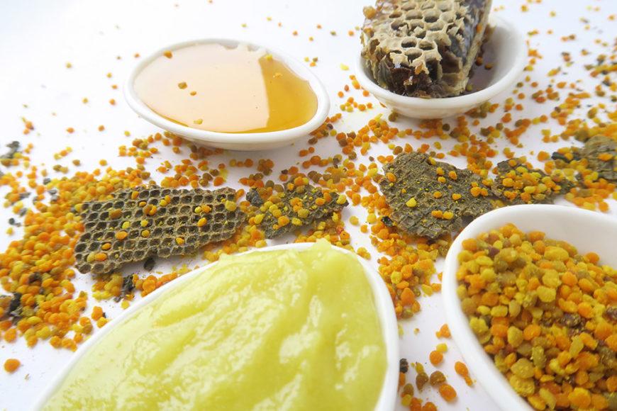Aktivne komponente pčelinjih proizvoda i njihov utjecaj na zdravlje