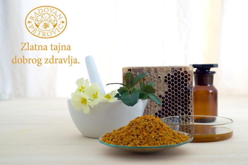 Pčelinji produkti – Zlatna tajna dobrog zdravlja i ljepote