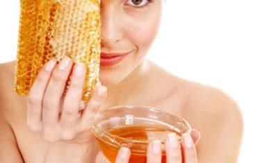 Pčelinji produkti u maskama za lice