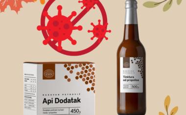 Propolis protiv virusa COVID-19